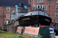 Cuddington  Built 1948 at Ellesmere Port Boat Museum