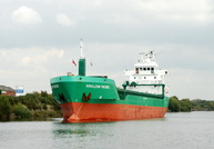 Arklow Viking  IMO 9163635 2829gt Built 1999 General Cargo Ship Flag Netherlands