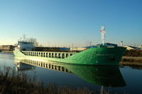 Arklow Resolve  IMO 9287766 2999gt Built 2004 General Cargo Ship Flag Ireland