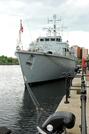 HMS Middleton 18th May 2008