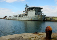 RFA Diligence at Birkenhead West Float
