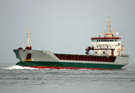 Lisa C  IMO 9373515 2999gt Built 2007 General Cargo Ship Flag UK