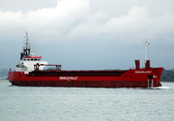 Magdalena  IMO 8822600 2317gt Built 1990 General Cargo Ship Flag Antigua Barbuda