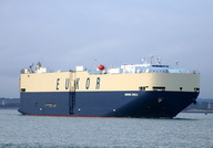 Morning Camilla  IMO 9477919 60876gt Built 2009 Vehicles Carrier Flag Panama