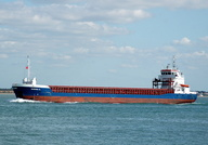 Karina G  IMO 9380726 5752gt Built 1996 General Cargo Ship Flag Antigua Barbuda