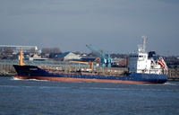 Stability IMO 9268162 2603gt Built 2004 Chemical Tanker Flag UK