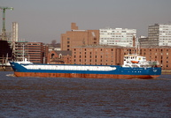 Imel Abdena IMO 9375836 Built 2008 General Cargo Ship 7/3/10