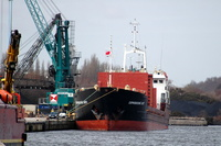 Sormovskiy 3057 IMO 8419635 3041gt Built 1987 General Cargo Ship Flag Russia