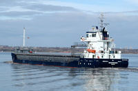 Beaumagic IMO 9373266 2545gt Built 2007 General Cargo Ship Flag Netherlands 21/3/10