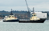 Svitzer Sussex & Bentley