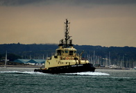 Svitzer Sussex IMO 9019470 at Southampton