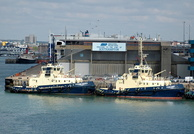 Svitzer Sussex and Svitzer Surrey