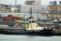 Svitzer Bentley IMO 9127356