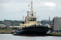 Svitzer Waterston IMO 9440746 at Birkenhead