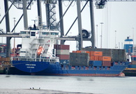 X Press Matterhorn  IMO 9255737 7642gt Built 2004 General Cargo Ship Flag Netherlands