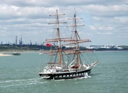Stavros Niarchos in Southampton Water