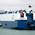 Independence ll  IMO 9070448 55598gt Built 1994 Vehicles Carrier