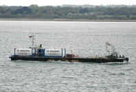 Wilcarry 300 Williams Shipping Co Barge