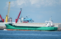 Arklow Rogue IMO 9344526 2999gt Built 2007 General Cargo Ship
