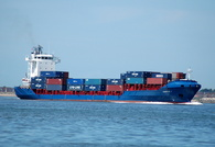 Canopus J IMO 9319868 6901gt Built 2004 Container Ship