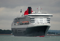 Queen Mary 2 13/7/2010