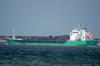 Arklow Marsh IMO 9440253 9682gt Built 2010 General Cargo Ship sailing for Ghent