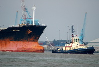 Aeolos and Svitzer Bidston
