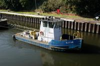 Clifton in Latchford Locks