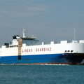 Gran Canaria Car IMO 9218014 9600gt Built 2001 Vehicles Carrier Flag Spain