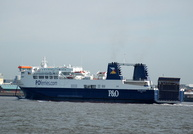 European Endeavour IMO 9181106 22152gt sailing for Dunkirk from Lairds