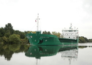 Arklow Fern IMO 9527661 2998gt Built 2010  2nd October 2010
