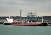 Rhone IMO 9327164 3006gt Built 2007 Chemical/Oil Products Tanker Flag Malta