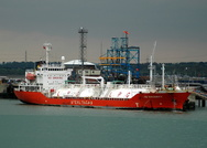 Gas Sincerity  IMO 9227118 3818gt Built 2000 LPG Tanker Flag Panama