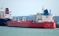 Arctic Galaxy IMO 9410179 62400gt Built 2008 Crude Oil Tanker Flag Panama