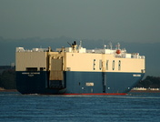 Morning Catherine IMO 9338711 60876gt Built 2007 Vehicles Carrier