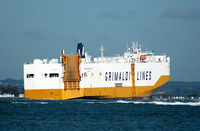 Grande Portagallo IMO 9245598 37726gt Built 2002 Vehicles Carrier