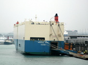 Heroic Ace IMO 9252216 56439gt Built 2003 Vehicles Carrier