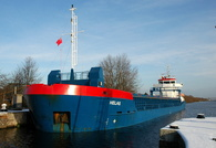 Helas IMO 9195743 2545gt Built 2001 General Cargo Ship