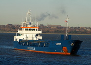 Kastor IMO 9390094 2452gt Built 2007 General Cargo Ship inward for Ellesmere Port