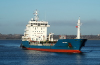 Bro Gothia IMO 9260380 4814gt Built 2007 Chemical/Oil Products Tanker