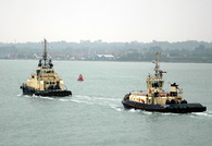 Svitzer Surrey and Svitzer Sarah