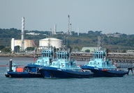 Phenix Tenax and Apex at Fawley