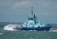 Solent Towage Tug Apex IMO 9408035