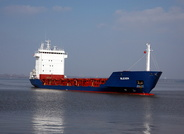 Blexen IMO 9125669 3821gt Built 1996 General Cargo Ship