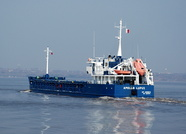 Apollo Lupus IMO 9282089 2914gt Built 2002 General Cargo Ship