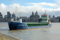 Johanna Desiree IMO 9517238 2545gt Built 2010 General Cargo Ship