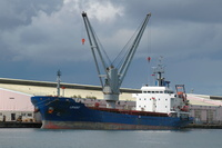 Liparit IMO 9437799 4109gt Built 2008 General Cargo Ship at Birkenhead