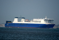 Norman Trader IMO 9147291 22152gt Built 1998 Passenger/Ro Ro Ferry