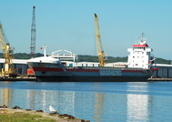 Victoriaborg IMO 9234276 6320gt Built 2001 General Cargo Ship