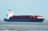 Independent Voyager IMO 9481532 28561gt Built 2011 Container Ship